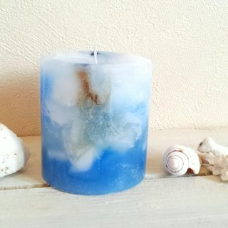 New series lani candle (Blue)