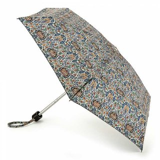 Morris & Co. England flower cloth printing umbrella L713_8F3748