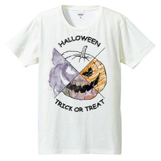 [T-shirt] Halloween pumpkin