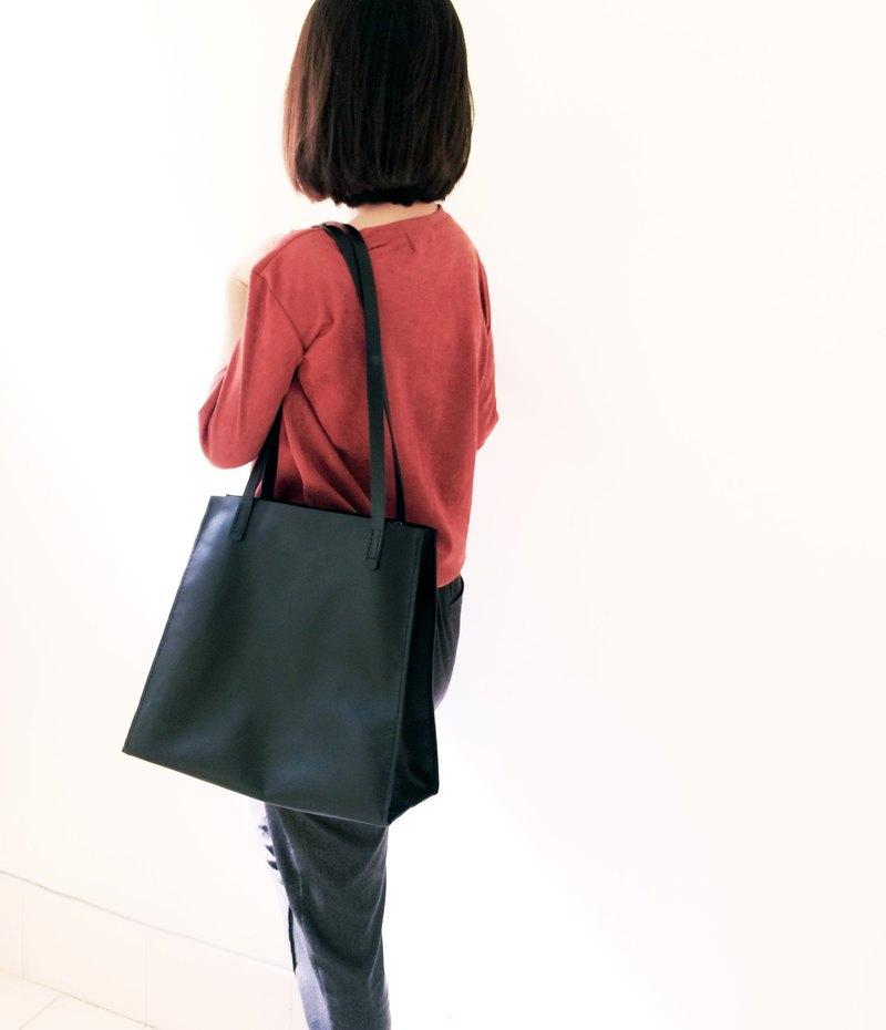 肩背包 手提包 手縫 手作皮革 大容量包包