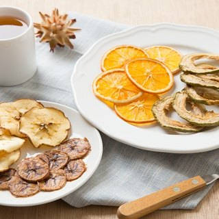 Double N natural fruit jerky [+ orange + apple + banana guava, integrated dried fruit B]