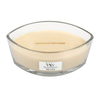 【VIVAWANG】 WW16oz leaf-shaped aroma cup wax (vanilla beans). Pure grass natural mellow beans, relax.