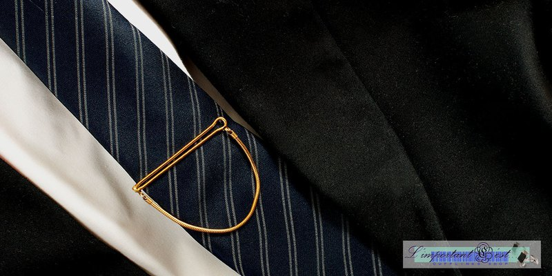 9168d2e3640c 【C'est Cufflinks】 RADIO SUPERIOR vintage chain tie clip - Designer cufflinks  | Pinkoi