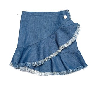 ROLY PONY denim skirt