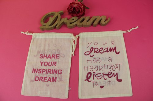 "Carry A "" Dreams"" With you"