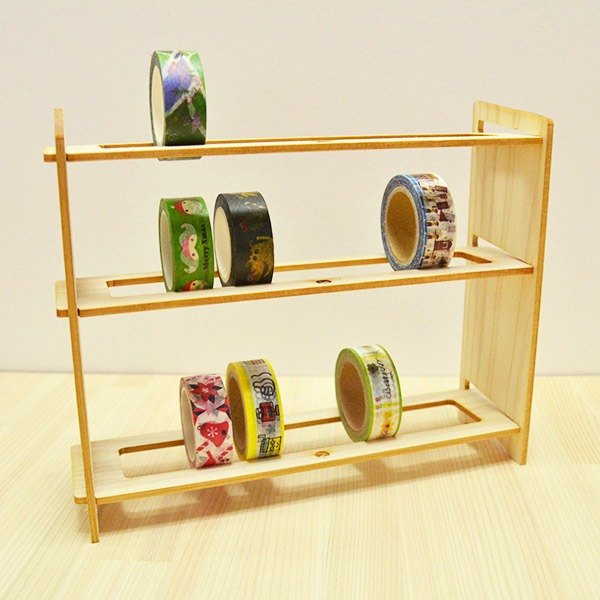 【Wood-Design】Mark tape rack