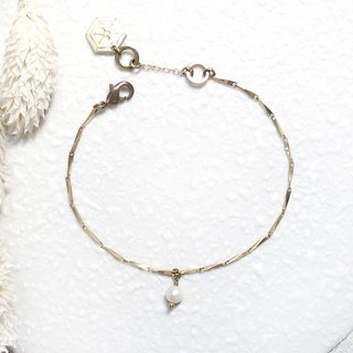 ♦ VIIART ♦ Taifook ♦ Pearl brass bracelet can be customized