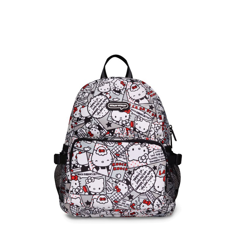 Murmur children's travel storage backpack | hello kitty comics