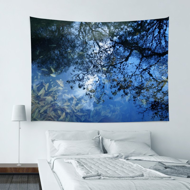 Latent -Wall Tapestry | Home Decor | Christmas Gift | Holiday Gift | Fabric