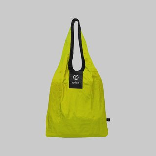 grion waterproof bag - Shoulder dorsal paragraph (L) - Limited funds - Denim Mustard