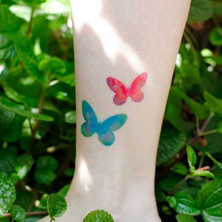 Surprise Tattoos - Butterfly Temporary Tattoo