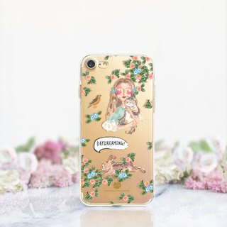 Cat iphone 8 plus case Flowers iphone 8 case Bird phone case iphone 7 case Note8