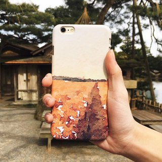Four Seasons Landscape Series - Qiu Feng Qiu (iPhone.Samsung Samsung, HTC, Sony. Asus Case Cover)