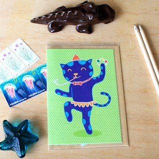 Universal Card | happy cat