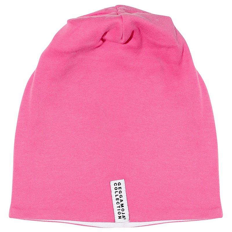 [Nordic children's clothing] Swedish organic cotton children's hat 2 to 4 years old pink