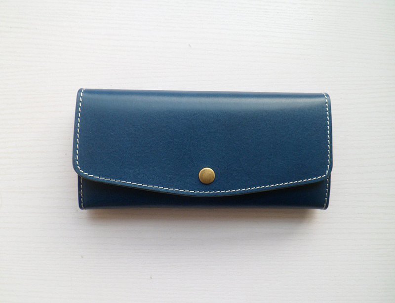 Real Leather Daily Long Wallet