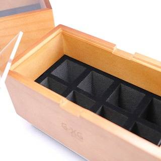 Aluminum alloy pine oil storage box