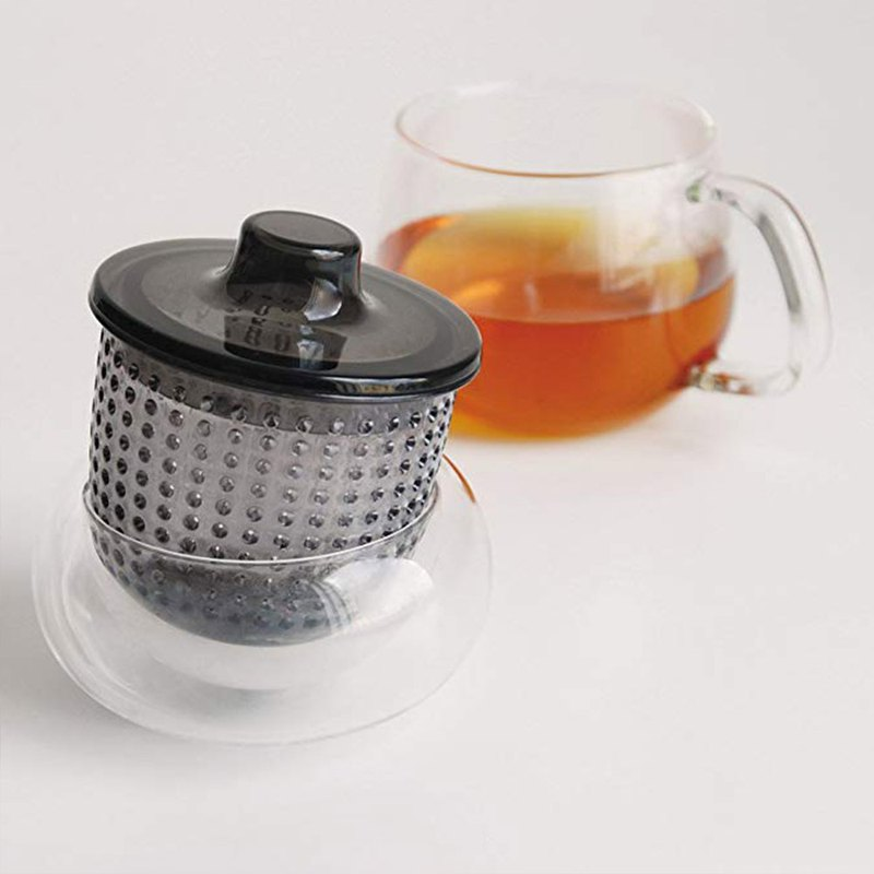 Japan KINTO UNITEA glass filter cup holder