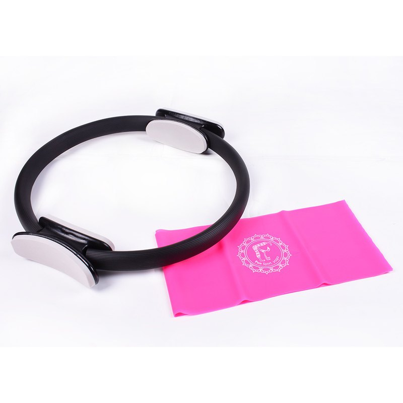 FunSport-Curve Study Room-Yoga Loop Elastic Band Set