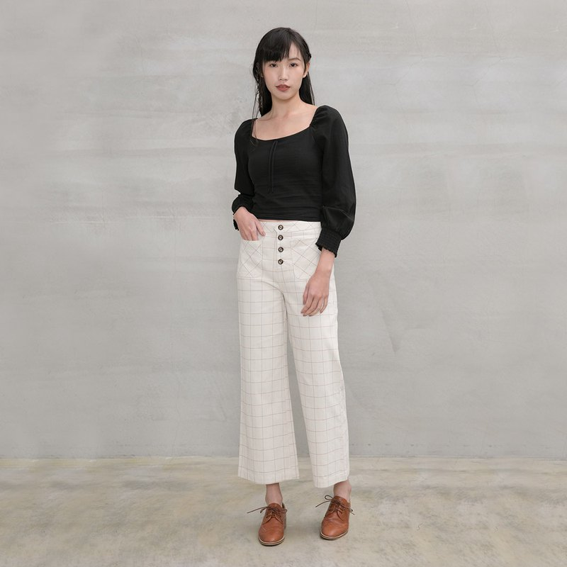 Sincerely Soul Wide Leg Trouser