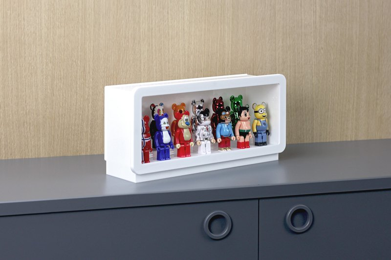 Horizontal Model Display Case - L - Ver.02