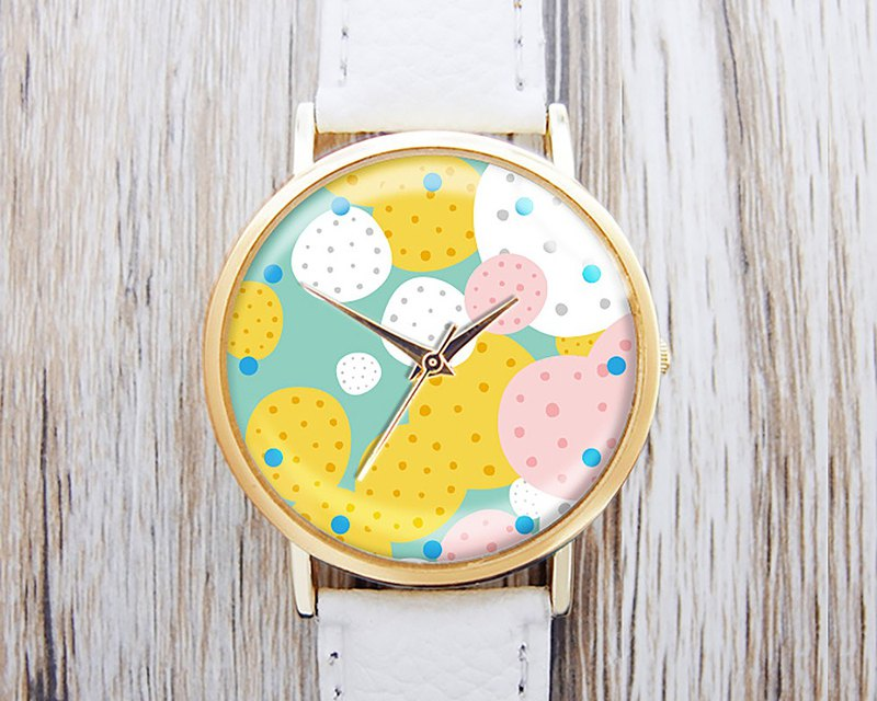 Cute Bubbles - Women's Watches/Men's Watches/Neutral Watches/Accessories [Special U Design]