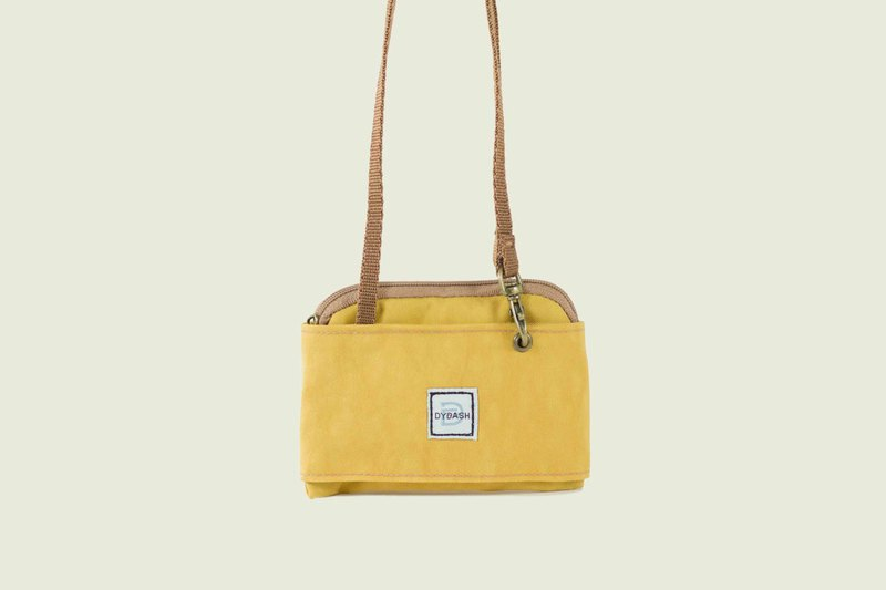 DYDASH carry bag for drink-PICUP(mustard yellow)