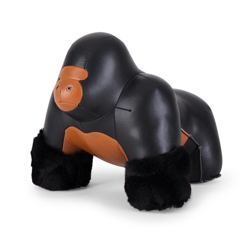 Zuny - Orangutan Milo Styling Animal Door Stop