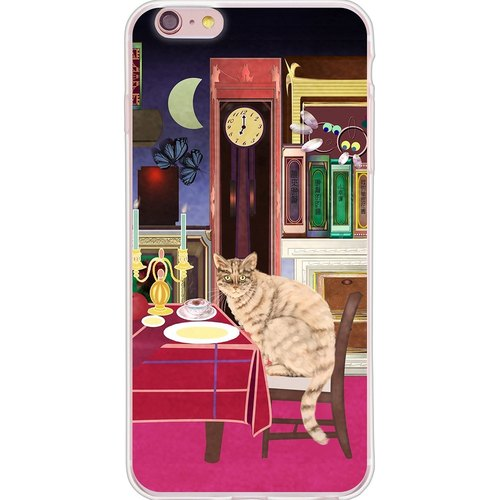 "New Year Series - [cat face Years - Who dinner] - Yi Dai Xuan -TPU phone case ""iPhone / ASUS / Samsung / HTC / LG / Sony / millet / OPPO"""