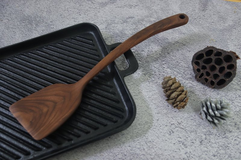 [Little Things Wooden Works] Natural Wood Spatula │Shovel │Frying Spoon│Cooking │Staff