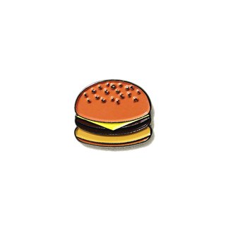 Hamburger Emoji Pin