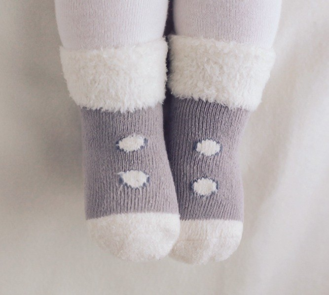 Happy Prince Baby Buttoned Femme Socks Made in Korea
