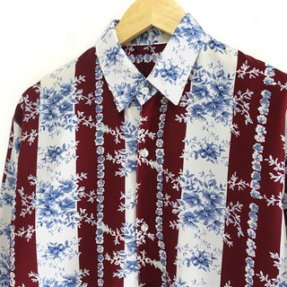│Slowly│Night fragrant - vintage shirt │vintage. Retro. Literature
