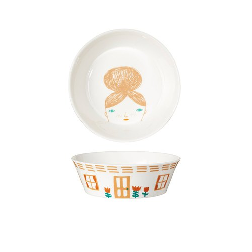 House bone china bowl Jean M | Donna Wilson
