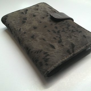 Leather multifunction Notepad & slipcase (handmade)