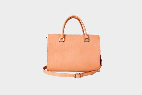 Hsu & Daughter Classic Boston Bag (Large)【HDA0036】
