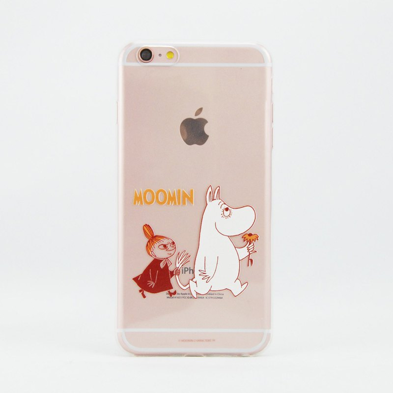Moomin Moomin authorized - [follow] insect -TPU phone shell <iPhone/Samsung/HTC/ASUS/Sony/LG/小米> AE77