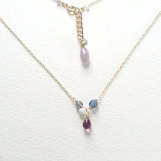 Heliotrope(necklace)