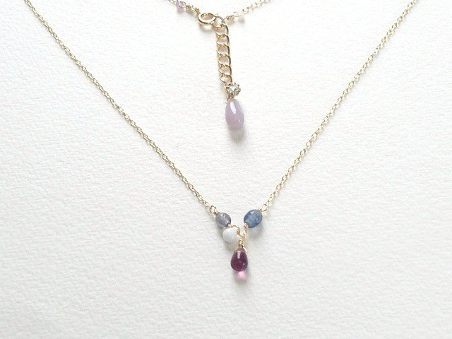 香水草 項鍊 Heliotrope(necklace)