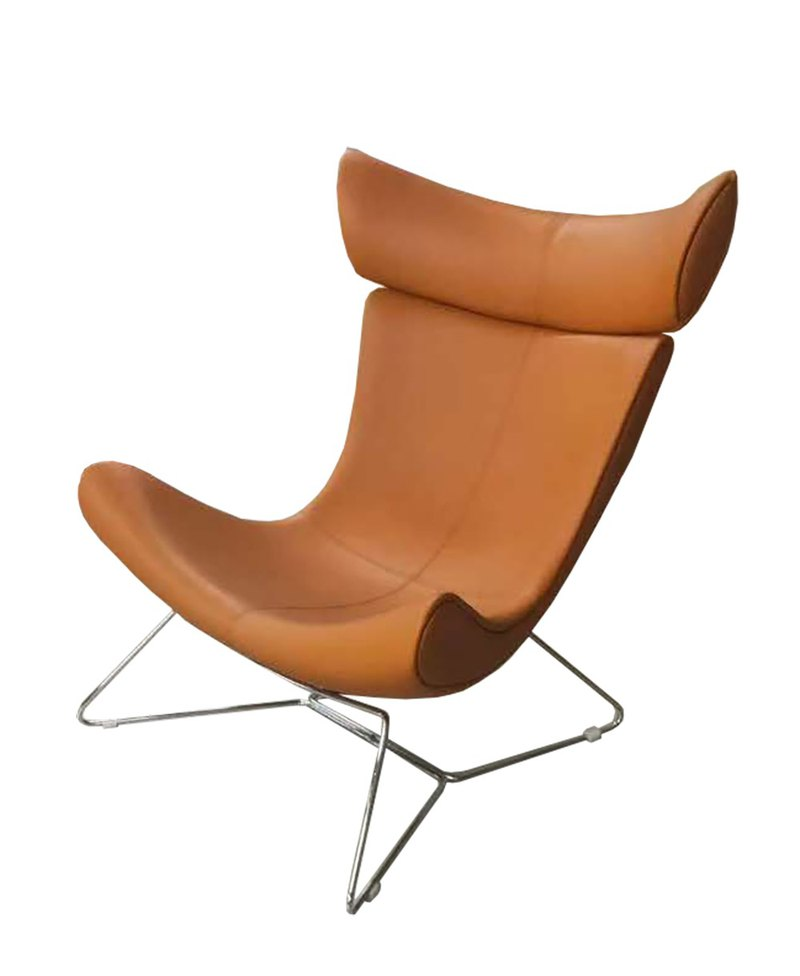 Weisgren Nordic Modern Design Lounge Chair Snail Chair