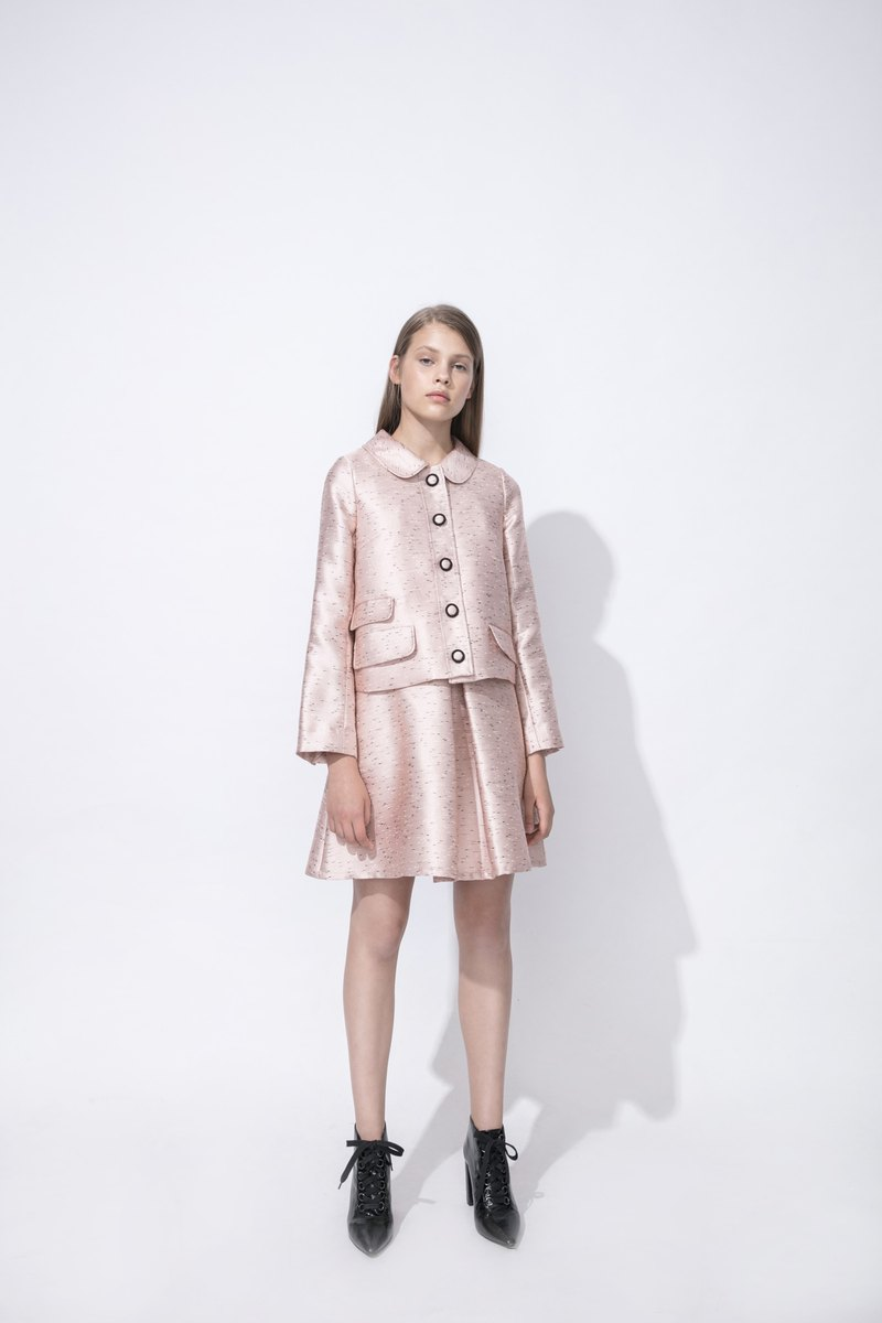 PH Pink jacquard jacket