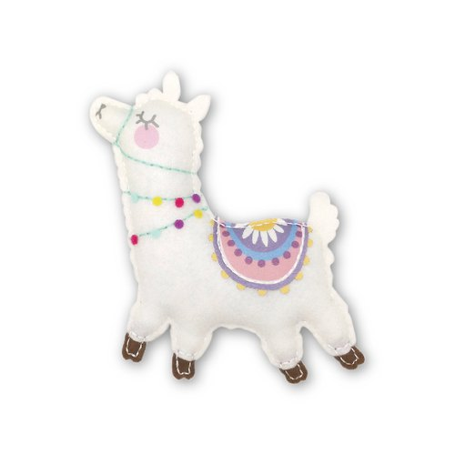 Fairy Land [Material Pack] Alpaca Doll - White