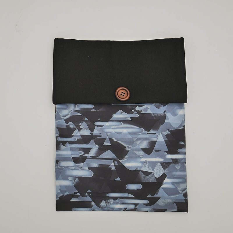 Notebook inner bag-black mountain shadow (black cover)