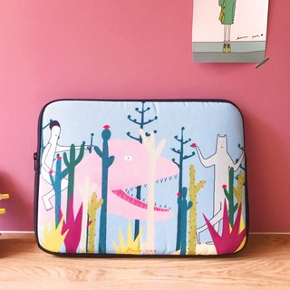 Cacti Garden | Laptop Sleeve