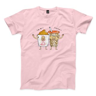 Chick is healing - pink - neutral t-shirt