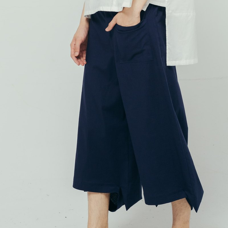 8 lie down_Circle pants
