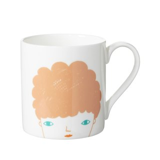 Flo and Alice bone china mug