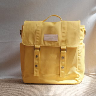 KELLY BAG - Yellow