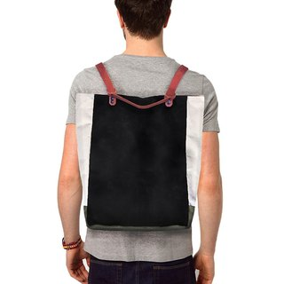 Convertible Bodega Tote, Backpack - Infantry