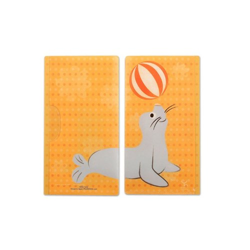 Japanese Prairie Dog Antibacterial Mask Clip - Seal